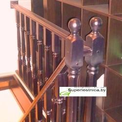Балюстрада лестницы в Минске договорным ценам