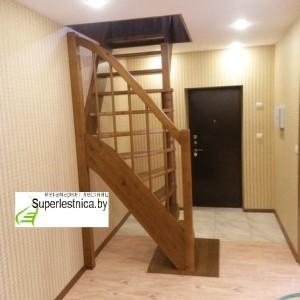 готовые лестницы для дачи