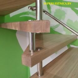 Консольные лестницы Минск цена