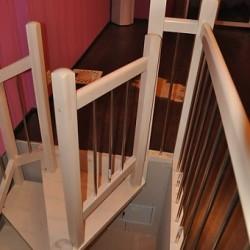 Винтовые лестницы в Минске под заказ
