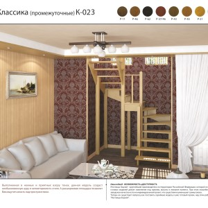 Лестницы для дома в Минске