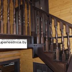 перила для лестниц в Минске поз заказ