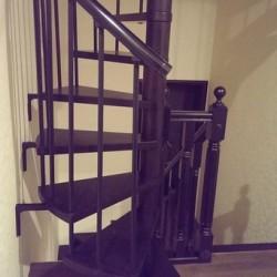 Лестницы винтовые в Минске