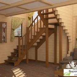 промежуточные площадки лестницы