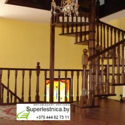 готовые деревянные лестницы