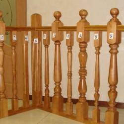ограждения для лестниц и комплектующие для ограждений