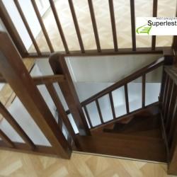 конструкции деревянных лестниц