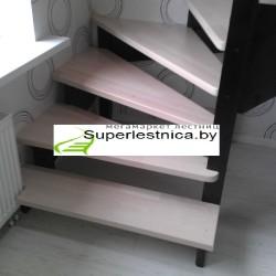 забежные ступени для лестницы К-001-2