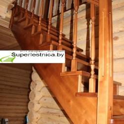 деревянная лестница купить в Минске