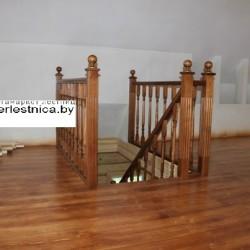 Деревянные лестницы для дома на заказ - Минск
