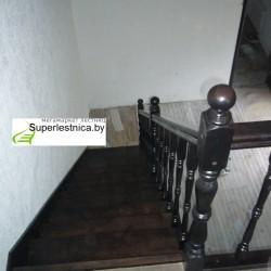 установка лестниц в деревянном доме