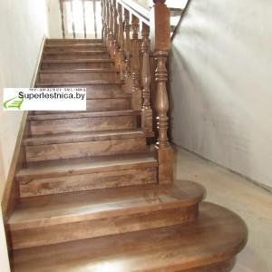 деревянные лестницы для дома цены