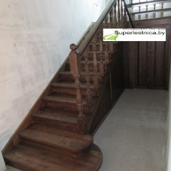 красивые деревянные лестницы