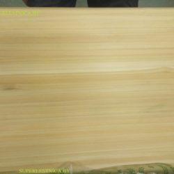 Мебельный щит из лиственницы цельноламельный и сращенный Экстра в Минске