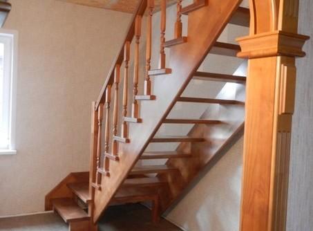 г-образные лестницы на заказ