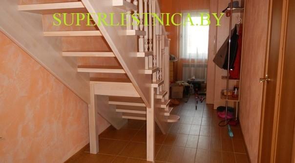 Лестница межэтажная Маршевая