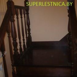 Расчет стоимости и монтаж лестниц из дерева