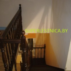 Купить деревянные элементы лестниц