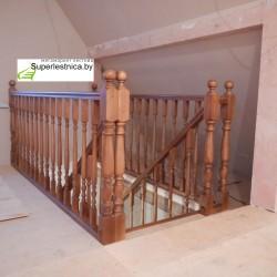 лестницы с забежными ступенями фото