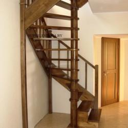 деревянные забежные лестницы