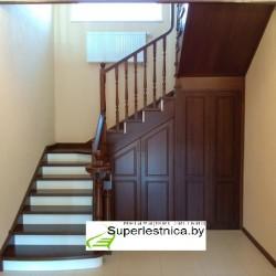 лестница трехмаршевая купить