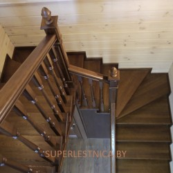 заказать трехмаршевые лестницы