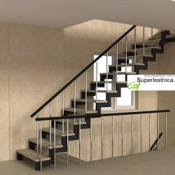 металлические лестницы в Минске 1