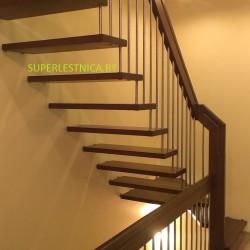 лестница на больцах 1
