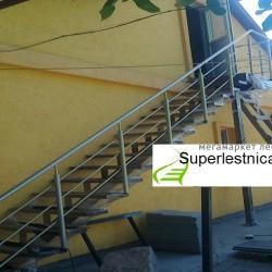 наружные металлические лестницы 1
